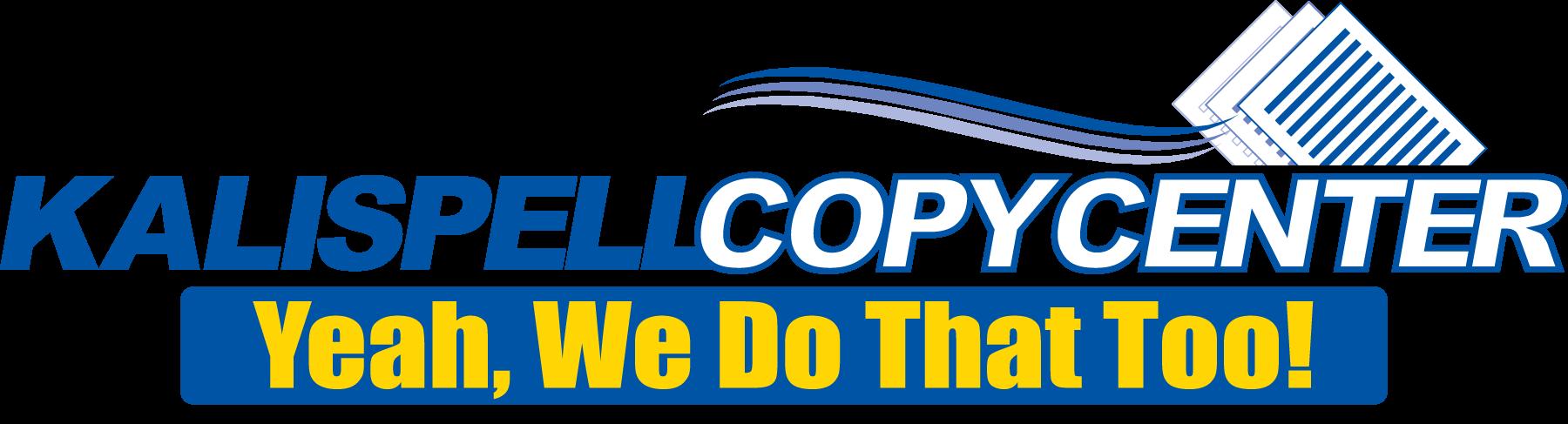 Kalispell Copy Center